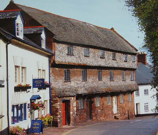 dollons house dunster