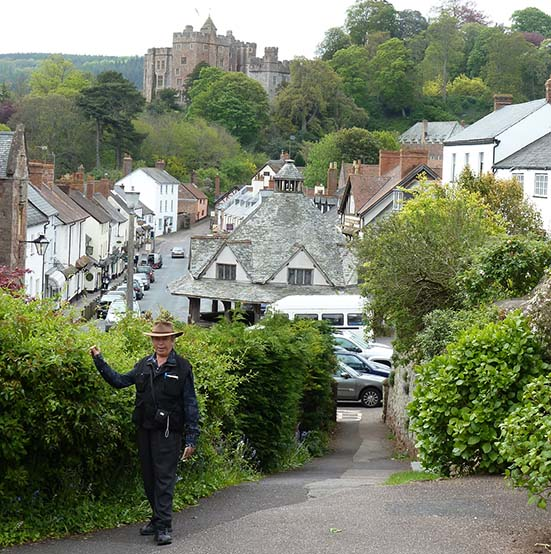 dunster somerset