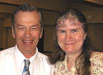 Les and Anne Dollin
